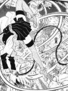 伍ノ型:揺らめく恋情・乱れ爪